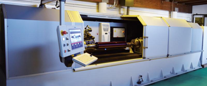 Incisore laser diretto rotocalco